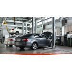Infrarotstrahler für Garagen und Werkstätten